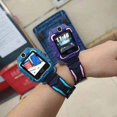 智天使睿智小天才儿童手表带4G定位wifi学生电话手表双摄视频通话