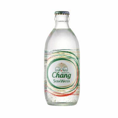 泰国象牌苏打水大象苏打汽水 气泡水 325ml*12*24瓶 包邮