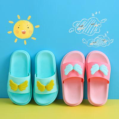 儿童拖鞋夏新款可爱卡通小孩室内家居浴室洗澡防滑软底宝宝凉拖鞋
