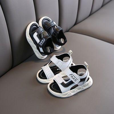 夏季款男宝宝凉鞋女0-6-12个月3-4岁百搭婴儿学步鞋软底防滑儿童