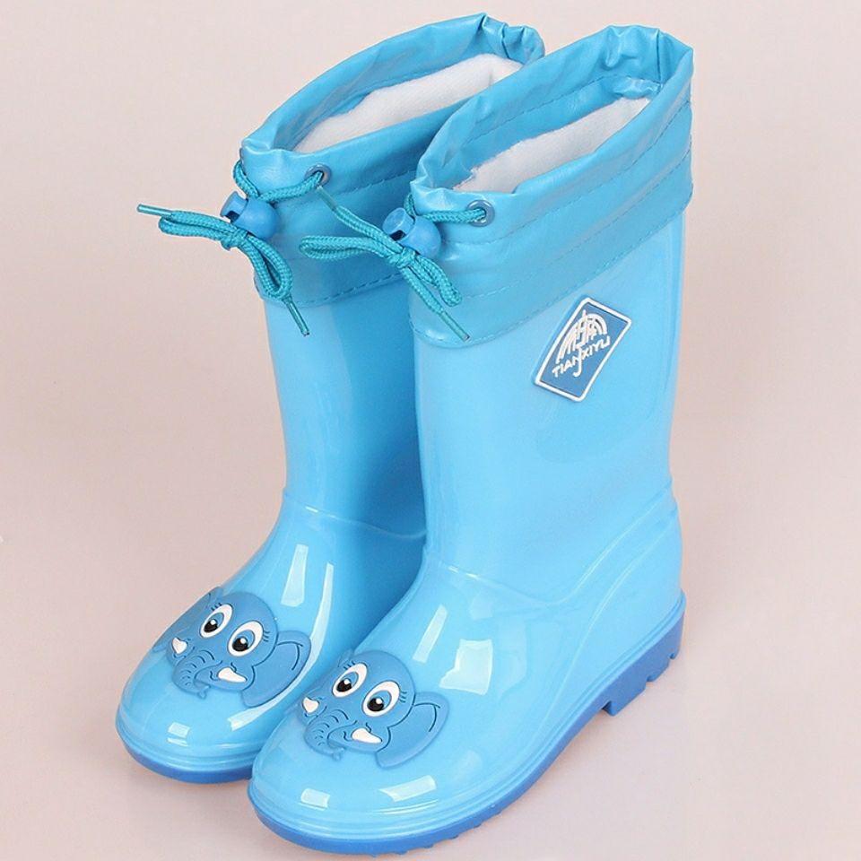 儿童小学生雨靴