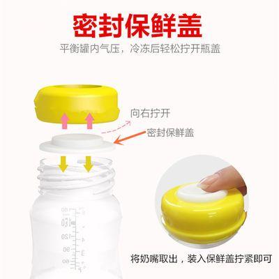 吸奶器手动无痛静音产妇吸乳挤奶拔奶器可调吸力大保鲜塑料奶瓶