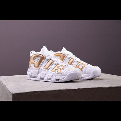 皮蓬大air篮球鞋男女鞋黑白熊猫SUP联名尼克斯公牛丹宁拼接运动鞋