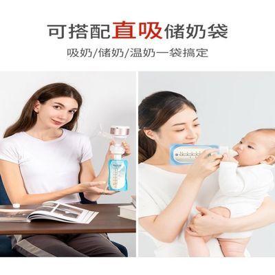 drdudu电动吸奶器一体式孕产妇 产后便携正品静音挤奶全自动集奶