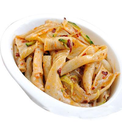 免煮即食干凉皮干面皮1-5斤起农家自制北方特产美食方便速食