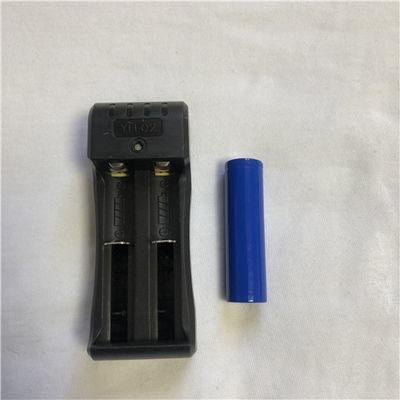 18650锂电池充电器强光手电小风扇3.7V充满自停多功能通用性座充