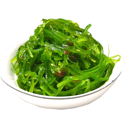抢抢大连即食裙带菜酸甜口味 3袋共1200g 开胃凉菜海藻沙拉