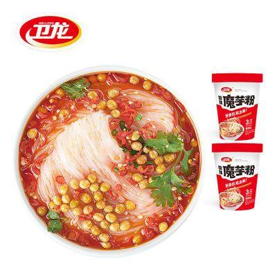 卫龙酸辣魔芋粉丝方便速食重庆小吃酸辣粉网红粉米线301g代餐主食