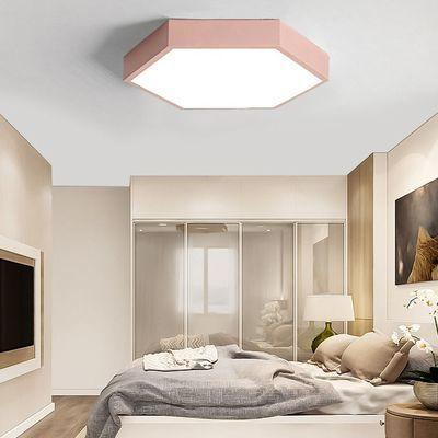 灯具led吸顶灯圆形简约现代卧室灯儿童卧室灯客厅灯阳台灯书房灯