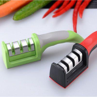 多功能新款磨刀器金刚石开刃家用快速磨刀石神器磨水果厨房磨菜刀
