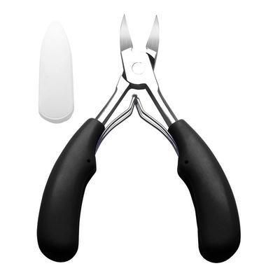 甲沟尖嘴指甲刀修脚刀脚趾甲嵌甲鹰嘴钳灰指甲剪工具不锈钢死皮钳