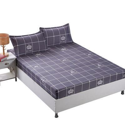 【未朵家纺】床罩单件床笠席梦思保护套防滑床笠不易褪色 不缩水
