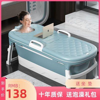 儿童洗澡桶折叠浴缸宝宝浴盆婴儿洗澡盆坐躺两用新生儿用品泡澡桶