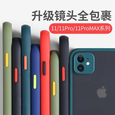 ins网红苹果X手机壳xr镜头全包max硅胶iphone11超薄8p防摔7g软6pl