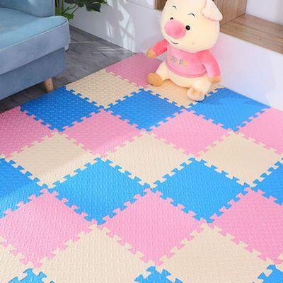 泡沫地垫拼接家用垫子拼图爬行垫儿童爬爬垫加厚卧室地板垫泡沫垫