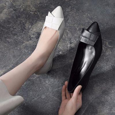 红单设计度假软底小众纱布女学生推荐脚尖凉拖鞋短靴季春短靴柳平
