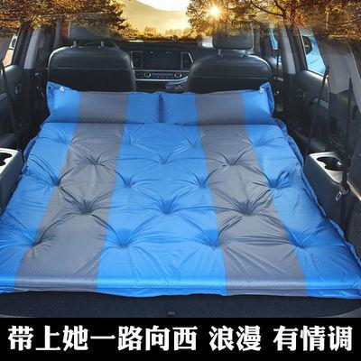 自动充气床SUV车震床汽车车载旅行床垫后排后备箱床户外帐篷气垫