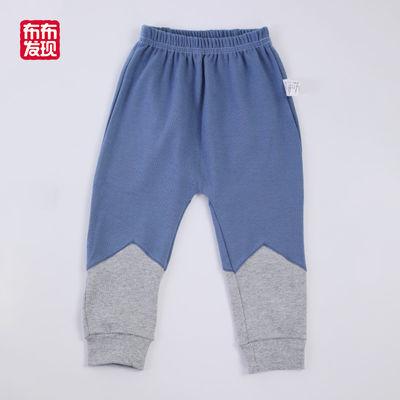 BUBUKIDS布布发现童装男童针织长裤