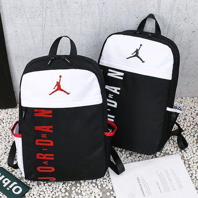 aj飞人篮球背包牛津布双肩包男学生初高中书包运动旅游户外电脑包