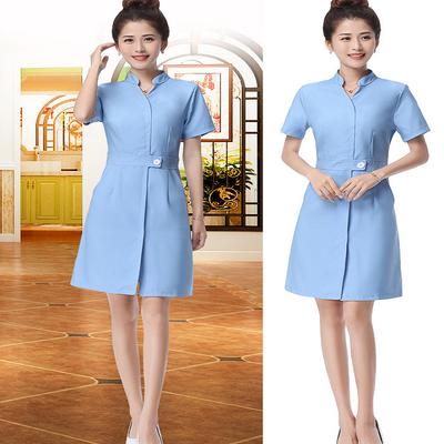 高档好货上新休闲2020韩版 美容师工作服夏装美容院工作服女护士