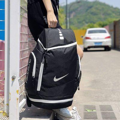 nk超大容量足球篮球运动背包男杜兰特欧文旅游骑行双肩包学生书包