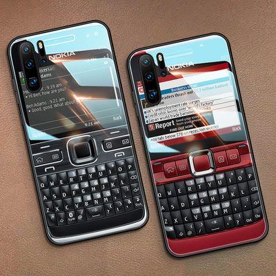 华为p30手机壳华为p20pro诺基亚手机壳潮牌网红情侣抖音同款