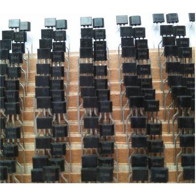 电动车配件 霍尔元件 每付3个 无刷电动车电机专用 无刷电机霍尔