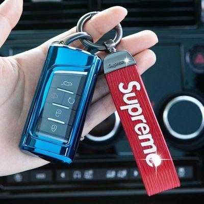 广汽传祺gs8gs7gm8钥匙套gs4传奇gs5车钥匙包壳扣女gs3汽车专用