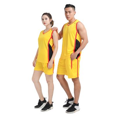 篮球服套装男可定制团队服中国队训练服大小学生比赛服背心速干