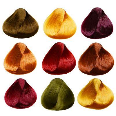 染发膏不伤发无刺激染发剂天然纯植物彩色永久黑色紫色亚麻色黄色