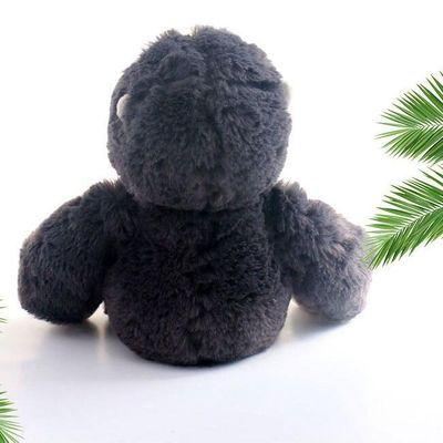 可爱卡通大猩猩毛绒玩具公仔金刚玩具娃娃猴子贝贝软毛萌仔