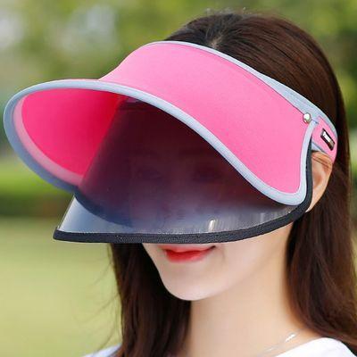 【女神帽】帽子女夏天韩版时尚棒球帽遮阳帽户外防晒帽凉帽太阳帽