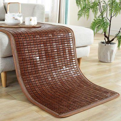 夏季麻将凉席沙发垫防滑凉坐垫夏天款客厅竹席垫欧式实木沙发凉垫