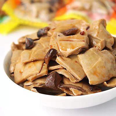 【好吃实惠】麻辣香菇豆干豆腐干零食大礼包小包装散装小吃零食