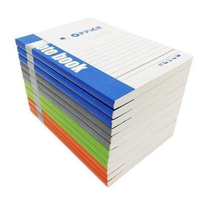 10本装A5记事本32K笔记本子软面抄学生日记本练习本办公本