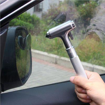 汽车多功能安全锤金属车载破窗器车内用逃生锤子应急救生锤割绳器