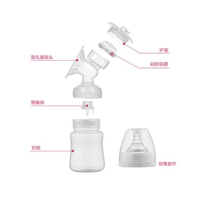 电动吸奶器吸力大 电动吸奶自动挤奶器吸乳器孕产妇拔奶器 静音