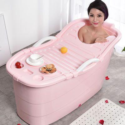 成人浴桶加厚塑料超大号儿童宝宝洗澡桶家用沐浴桶浴缸浴盆泡澡桶