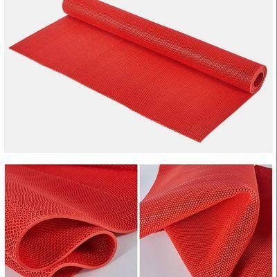 PVC镂空进门入户门口脚垫家用厨房卫生间地垫浴室防滑垫可裁剪