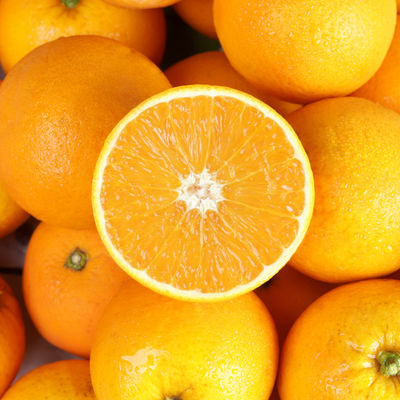 秭归夏橙薄皮橙子水果新鲜应季整箱批发现摘现发当季甜橙孕妇水果
