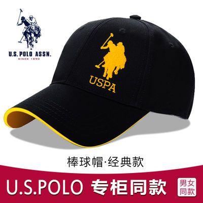 棒球帽POLO帽男女帽鸭舌帽遮阳帽夏运动帽休闲韩版户外纯棉帽百搭