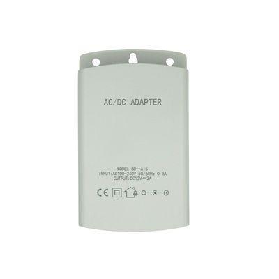 DC监控摄像头电源适配器壁挂摄像机开关电源变压器室外防水C12V2