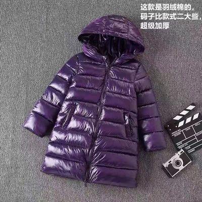 亏本清仓儿童羽绒棉服中长款男女童加厚童装大童棉衣棉袄冬装外套