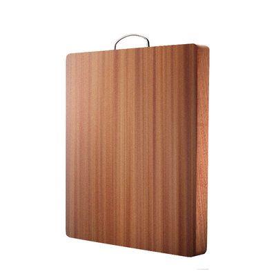 【整木不上蜡】进口乌檀木防霉加厚切菜板实木家用厨房案板砧板
