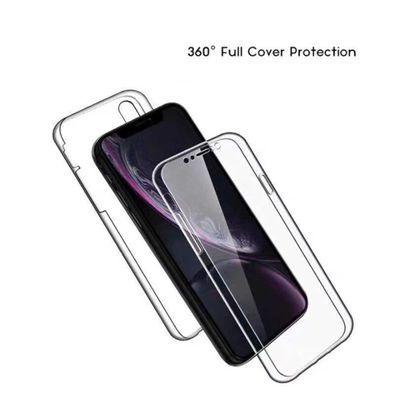 华为nova5ipro手机壳双面全包华为nova5软胶nova5i保护套新款透明
