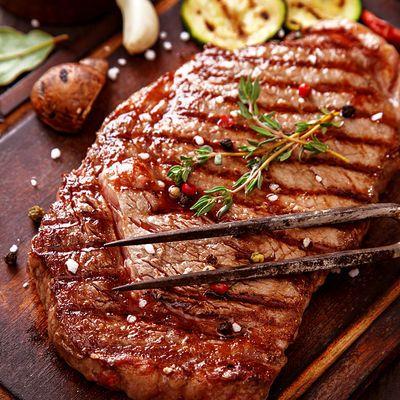 澳洲牛排15片大份量家庭套餐菲力黑椒进口新鲜牛肉批发团购8片