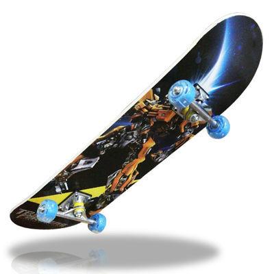 四轮青少年初学者闪光滑板成人宝宝小孩男女生儿童小型长板滑板车