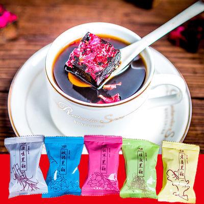 云南古法黑糖块独立包装老红糖块姜茶玫瑰大姨妈暖宫痛经300g-4斤