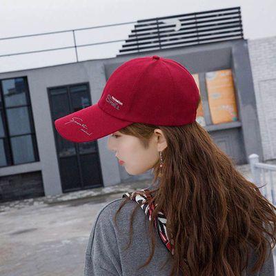 男女士通用韩版帽子夏天防晒鸭舌帽旅游百搭遮阳棒球帽