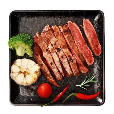 澳洲牛排20片家庭套餐菲力黑椒儿童团购新鲜调理牛排肉批发进口